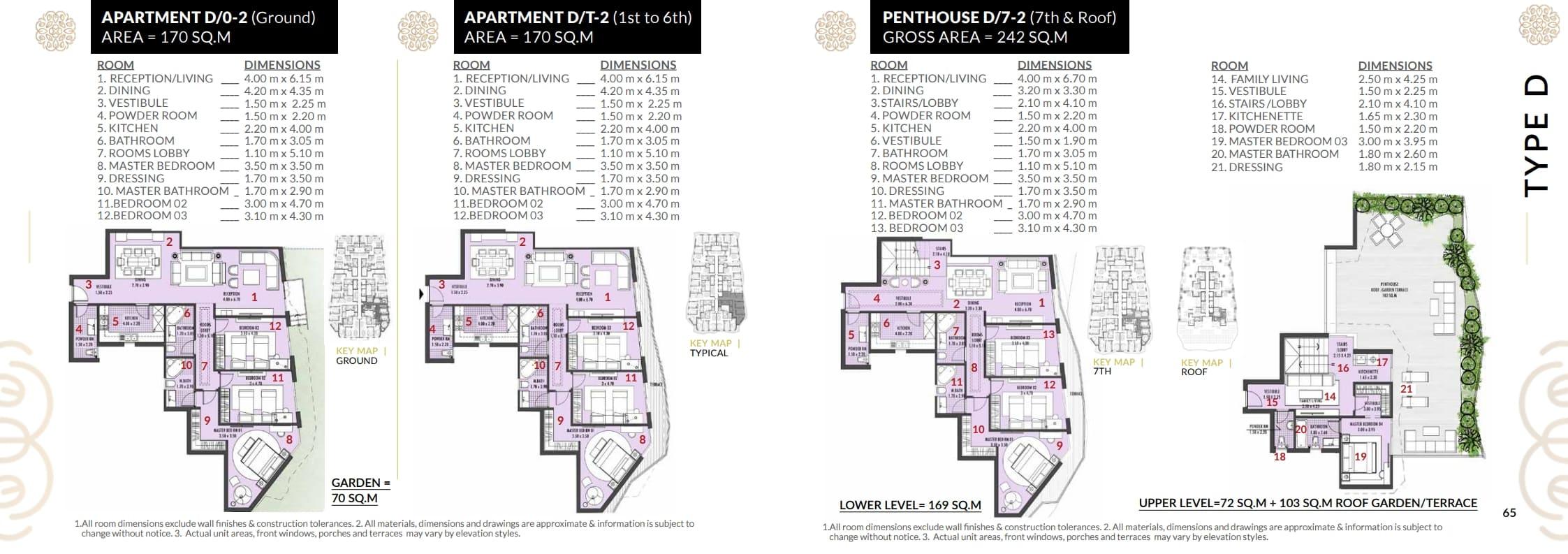 شقة170م للبيع بكمبوند روزس العاصمة الاداريه باقساط تصل ل9سنوات