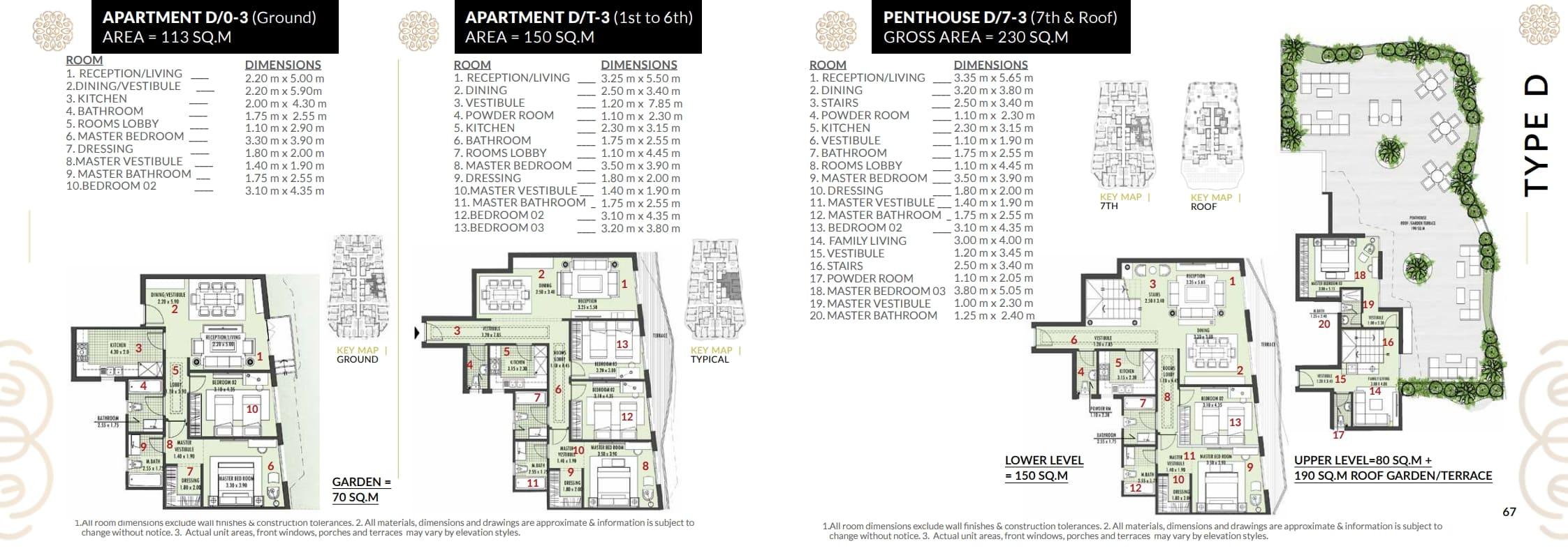 شقة113م للبيع بكمبوند روزس العاصمة الاداريه باقساط تصل ل9سنوات