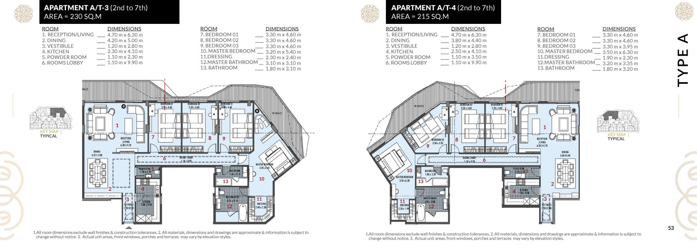 شقة دوبلكس230م للبيع بكمبوند روزس العاصمة الاداريه باقساط تصل ل9سنوات