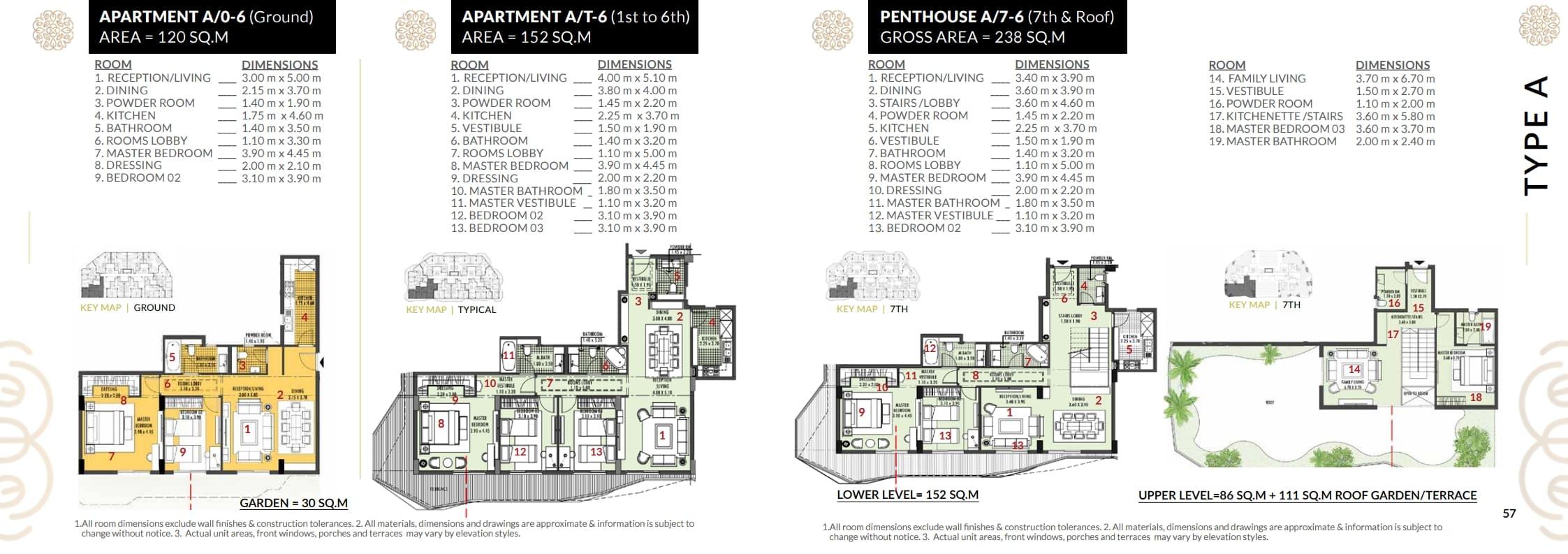 شقة120م للبيع بكمبوند روزس العاصمة الاداريه باقساط تصل ل9سنوات