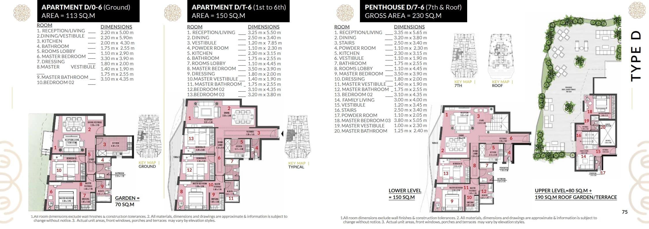 شقة150م للبيع بكمبوند روزس العاصمة الاداريه باقساط تصل ل9سنوات