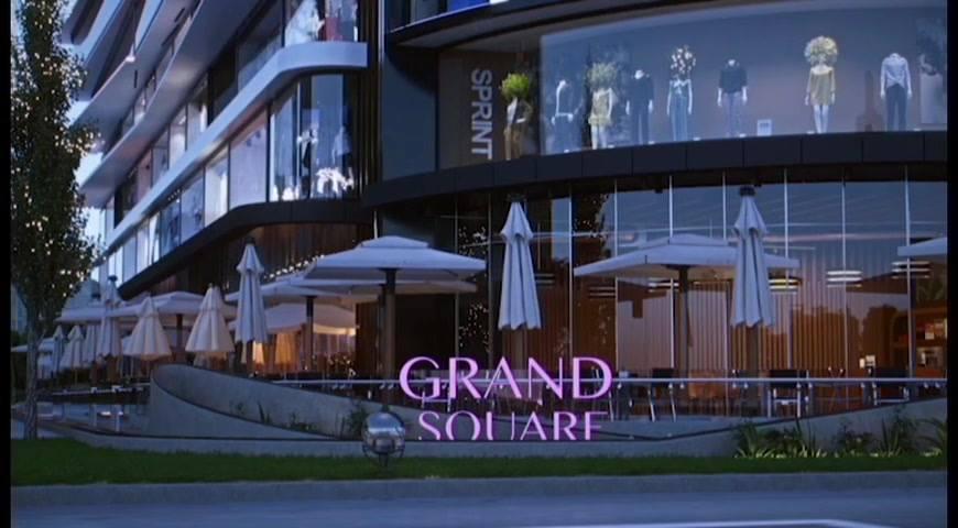 مول جراند سكوير العاصمة الادارية | يوفن Grand Square Mall New Capital