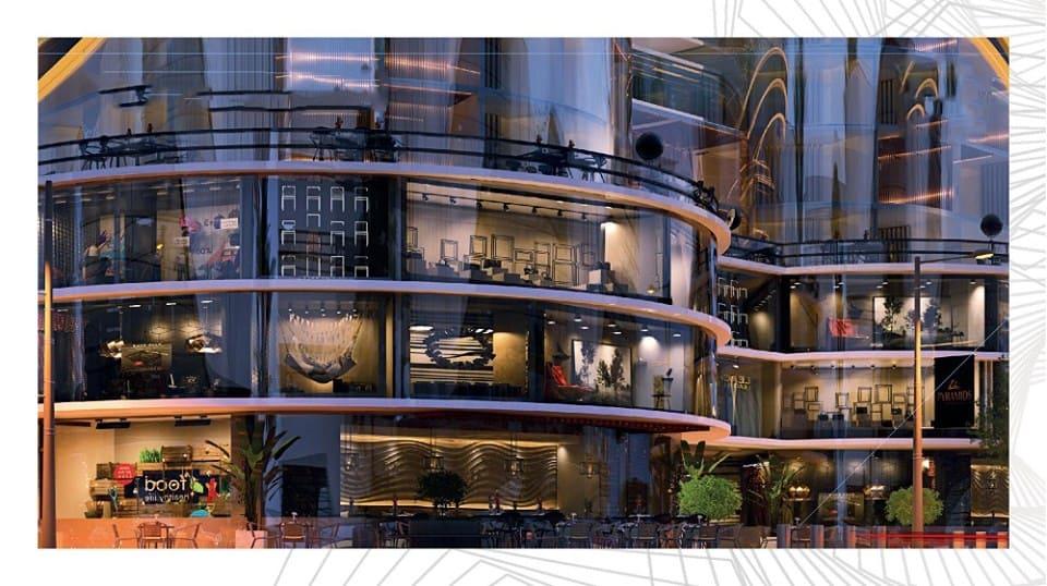 مول الشانزليزيه العاصمة الادارية Champs Elysees Mall New Capital