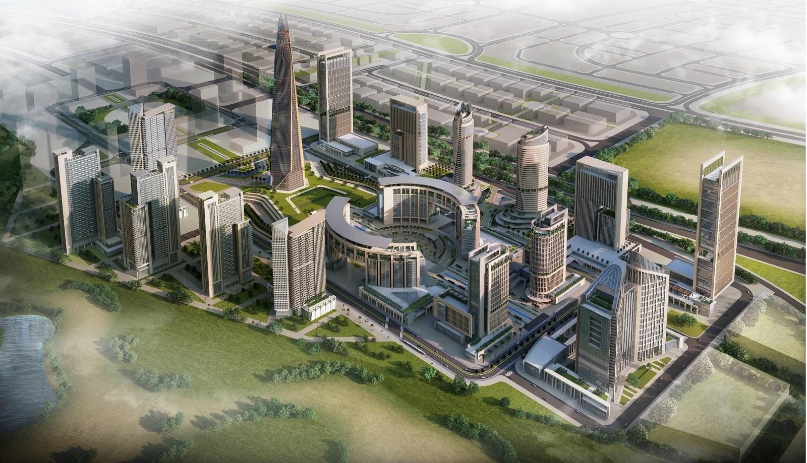 انظمة الدفع و السداد في مشروع ديسكفري مول العاصمة الجديدة