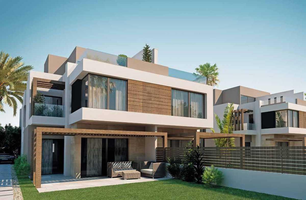 الشركة المطورة كمبوند ذا كراون بالم هيلز The Crown Palm Hills