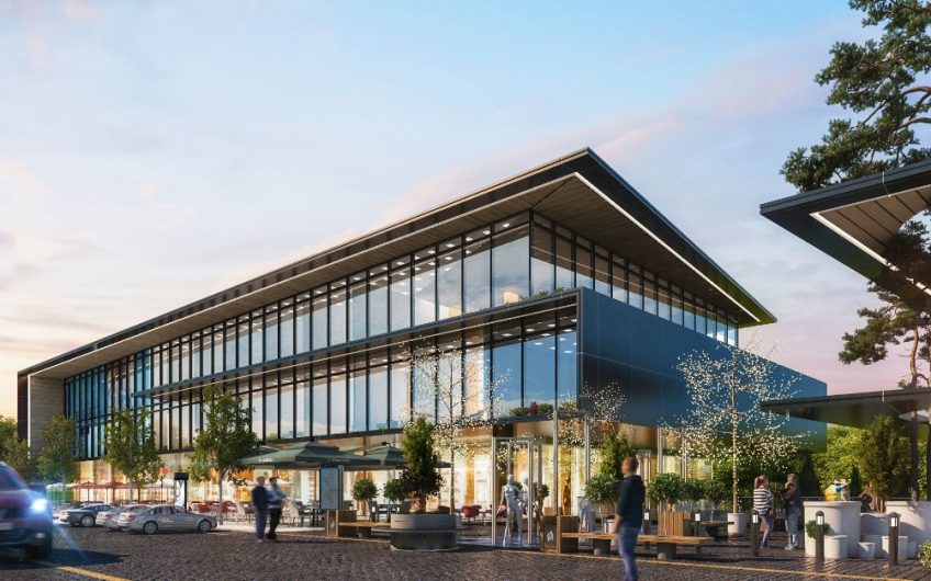 مول فينشي ستريت العاصمة الادارية – Vinci Street Mall New Capital