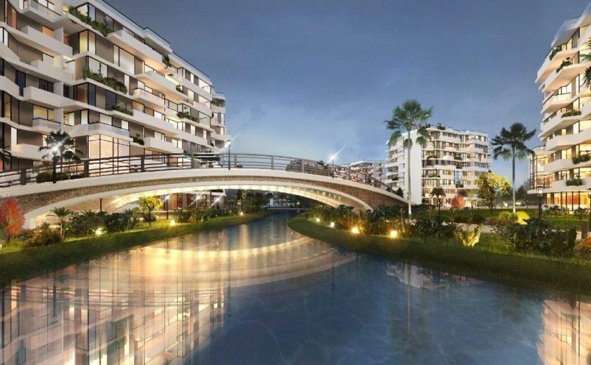 البوسكو سيتي مدينة المستقبل – IL Bosco City Al mostakbal City