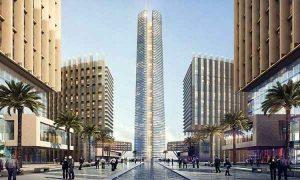 برج اوبليزكو العاصمة الجديدة