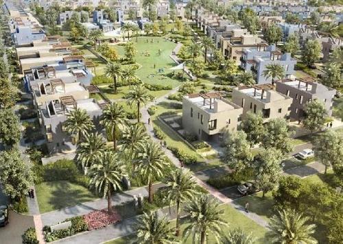تفاصيل كمبوند ذا كراون بالم هيلز The Crown Palm Hills