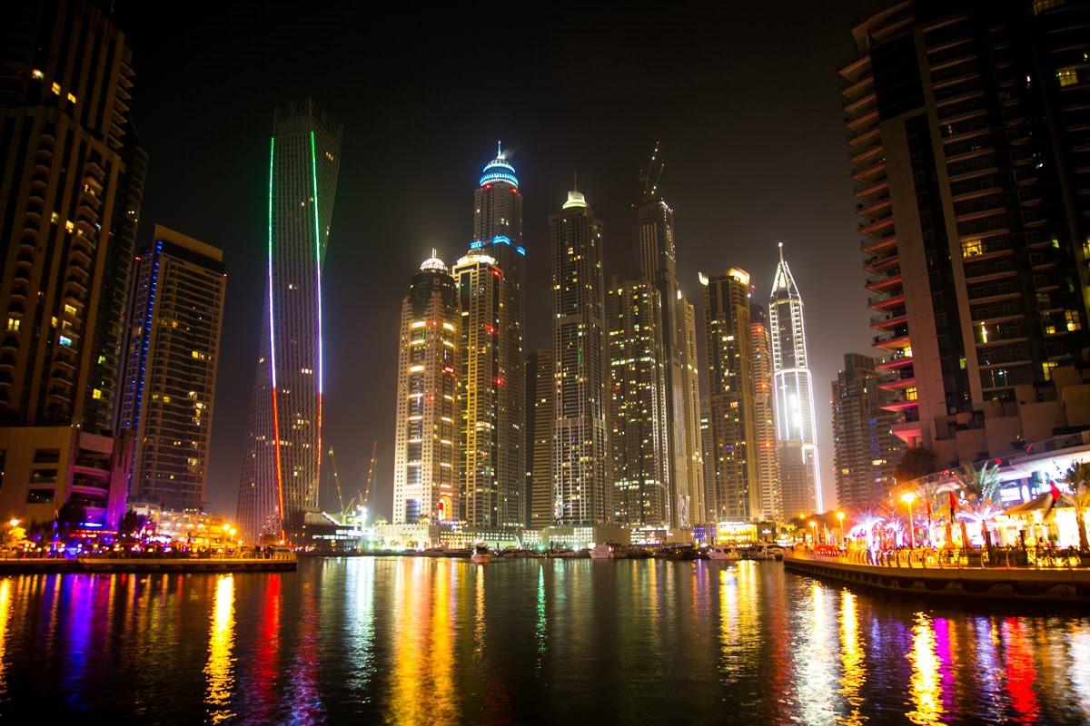 خدمات ومرافق برج وان جى بى أر دبى One JPR Jumeirah Dubai