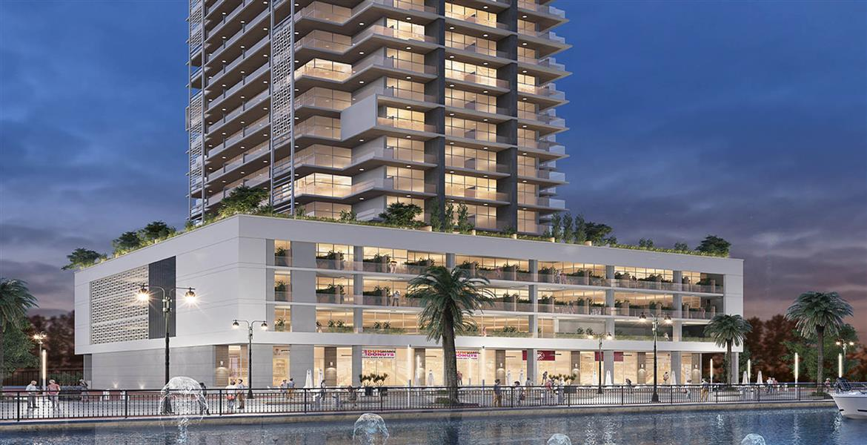 تفاصيل برج دولفين الخليج التجارى Dolphin Tower Business Bay