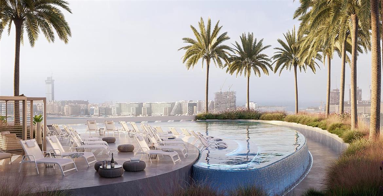 خدمات ومرافق برج سيل دبى مارينا Ciel Tower Dubai Marina