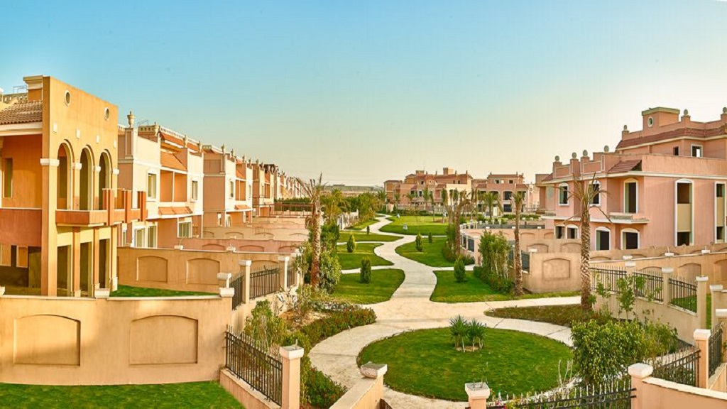 كليوباترا سكوير الشيخ زايد Cleopatra Square Elshekh Zayed