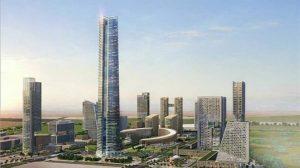 البرج الأيقوني العاصمة الإدارية The Iconic Tower of the administrative capital