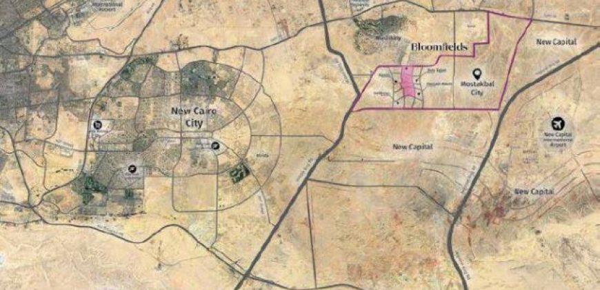 موقع كمبوند ذا فيوز القاهرة الجديدة