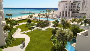 مشروع الداو ستراند الغردقة Al Dhow Strand Hurghada