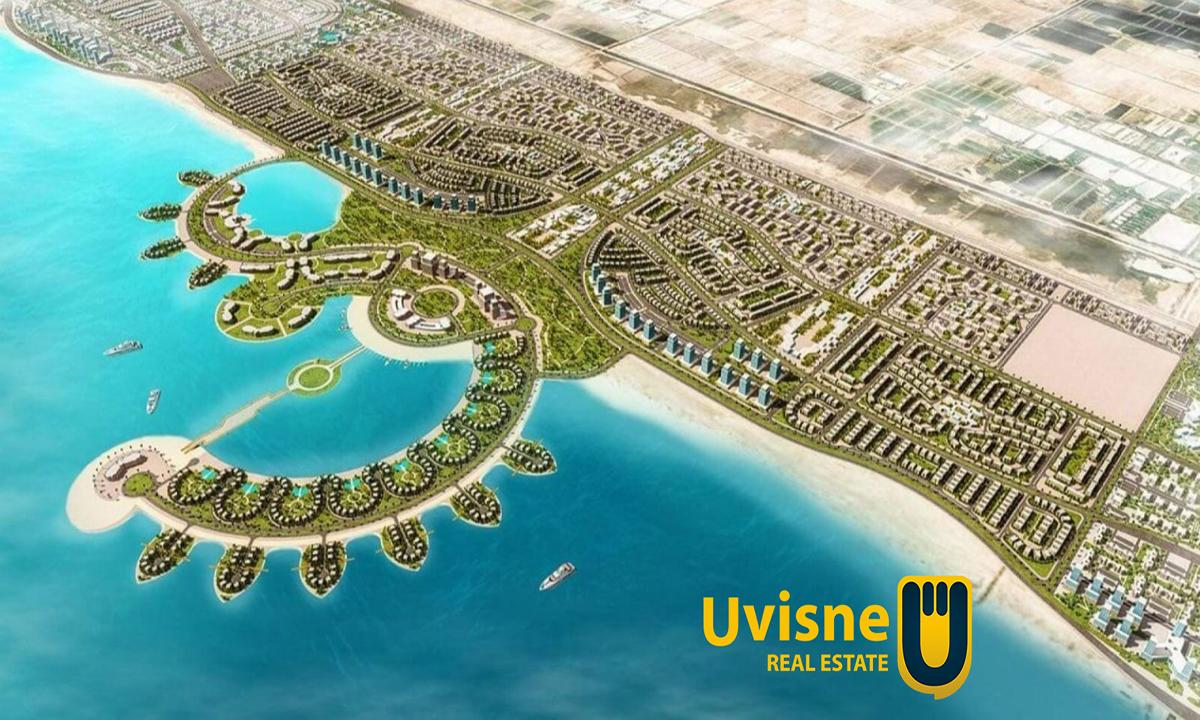المنصورة الجديدة New Mansoura اجمل مدينة في المنصورة يوفن