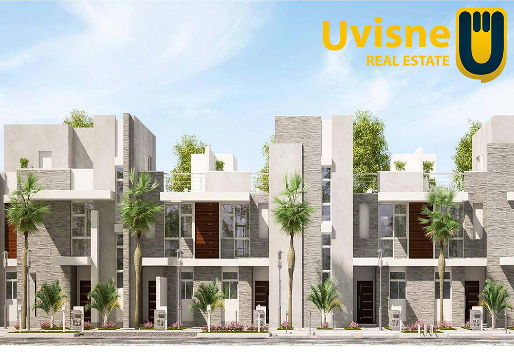 وحدات سكنية في كمبوند المقصد بالعاصمة الجديدة