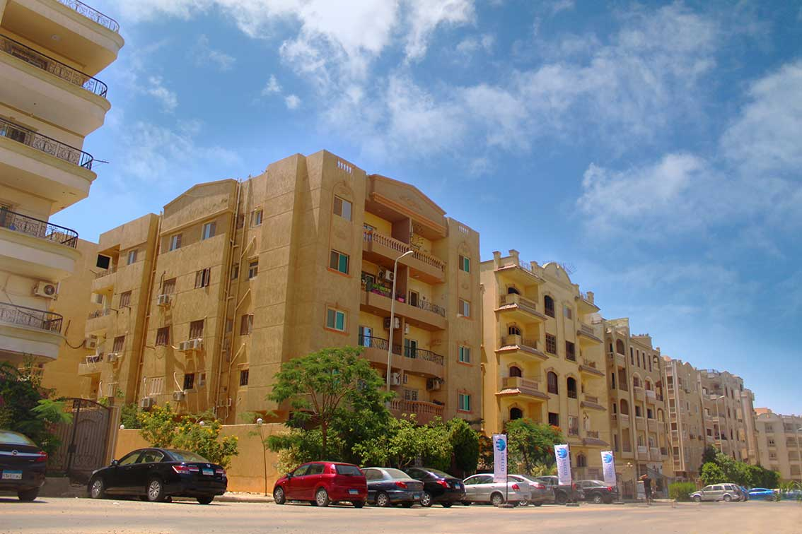حي النرجس القاهرة الجديدة