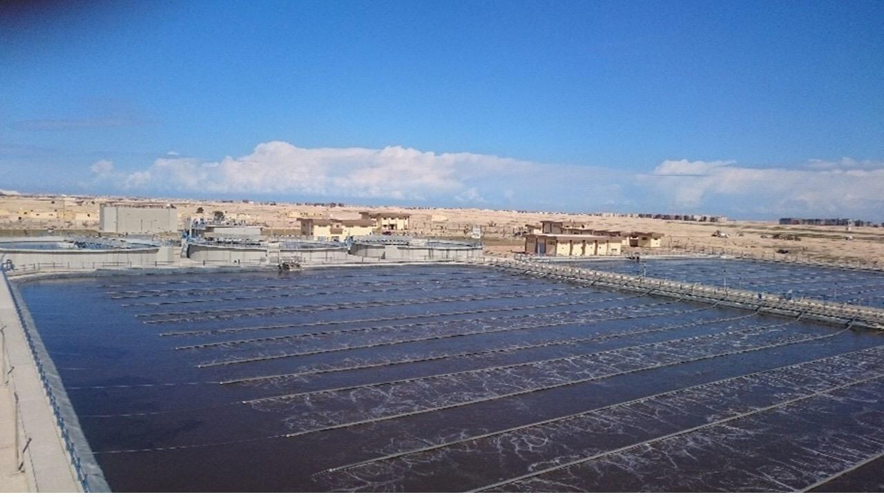 مشروعات برج العرب الجديدة