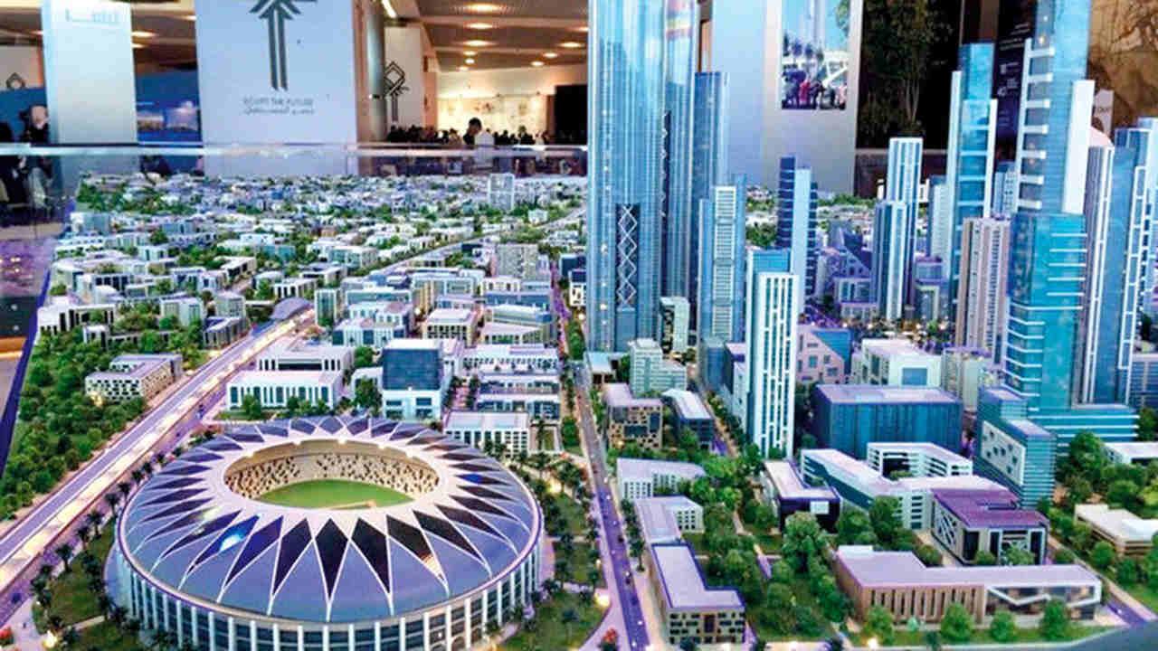 المدن الجديدة