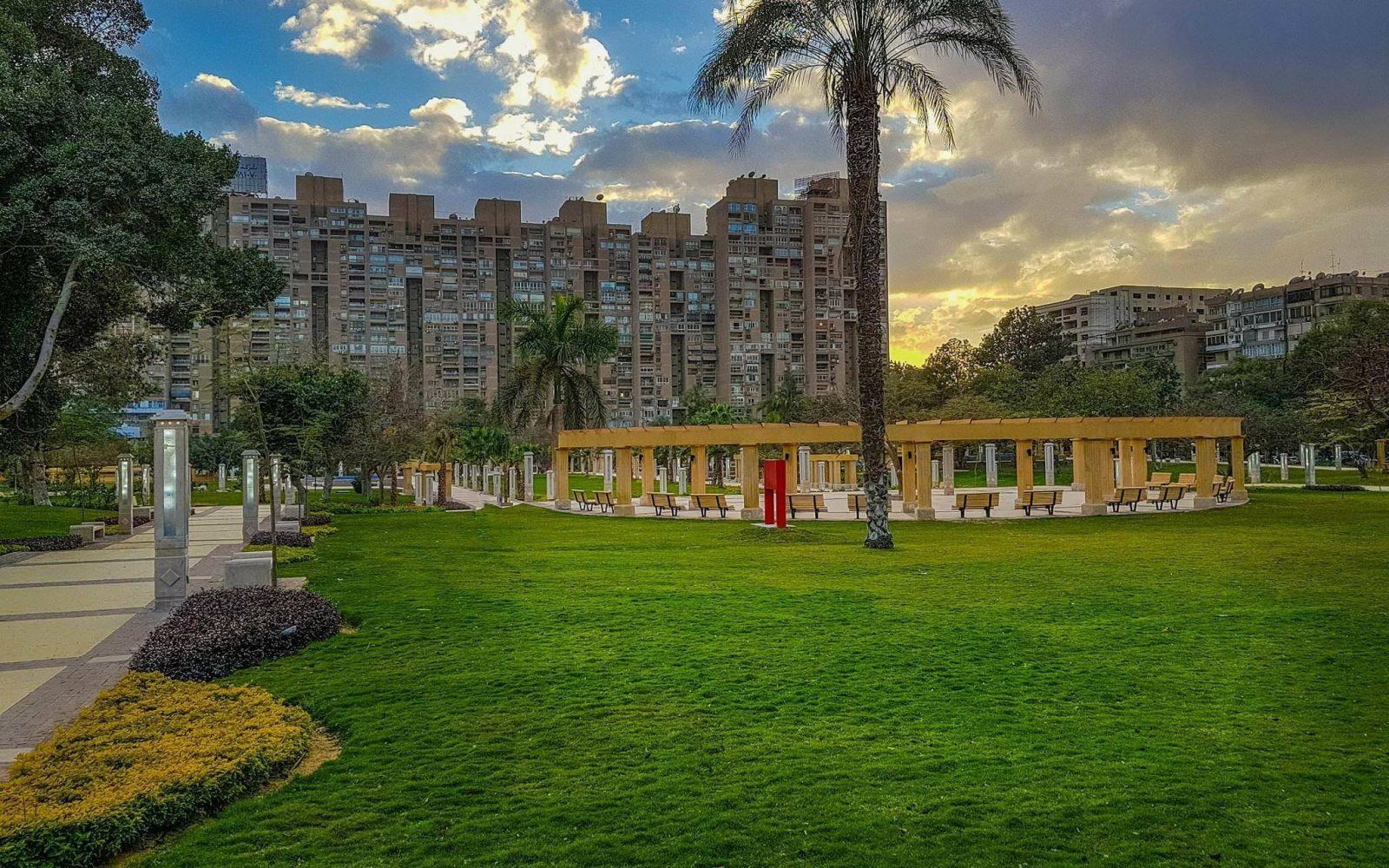 مميزات السكن في مصر الجديدة