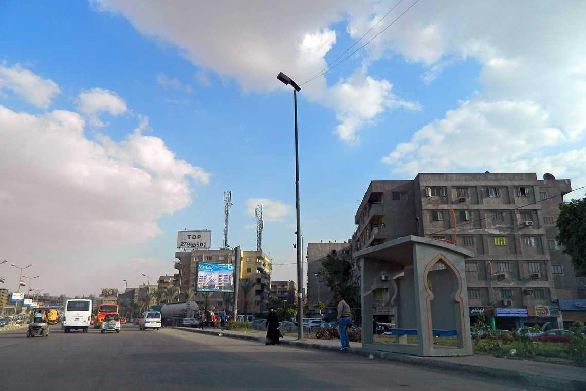حي المعادي - دليل مدينة المعادى