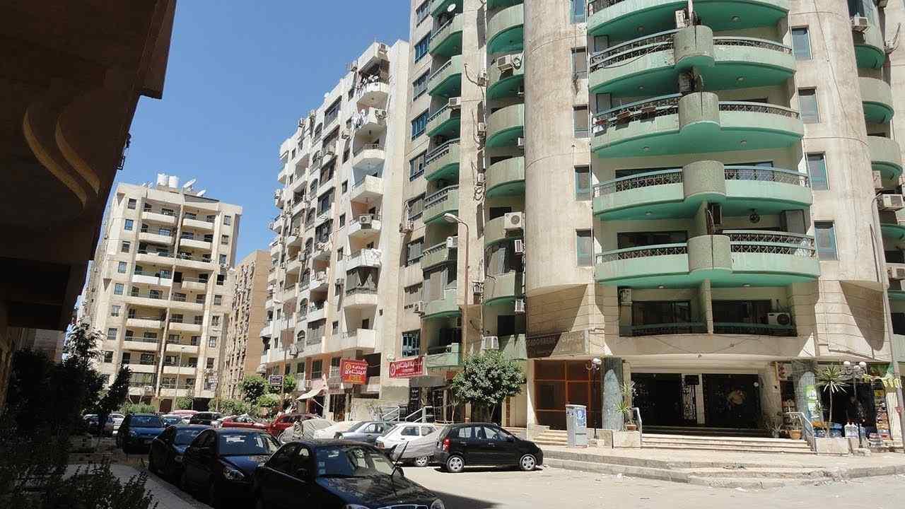 حي السفارات بمدينة نصر
