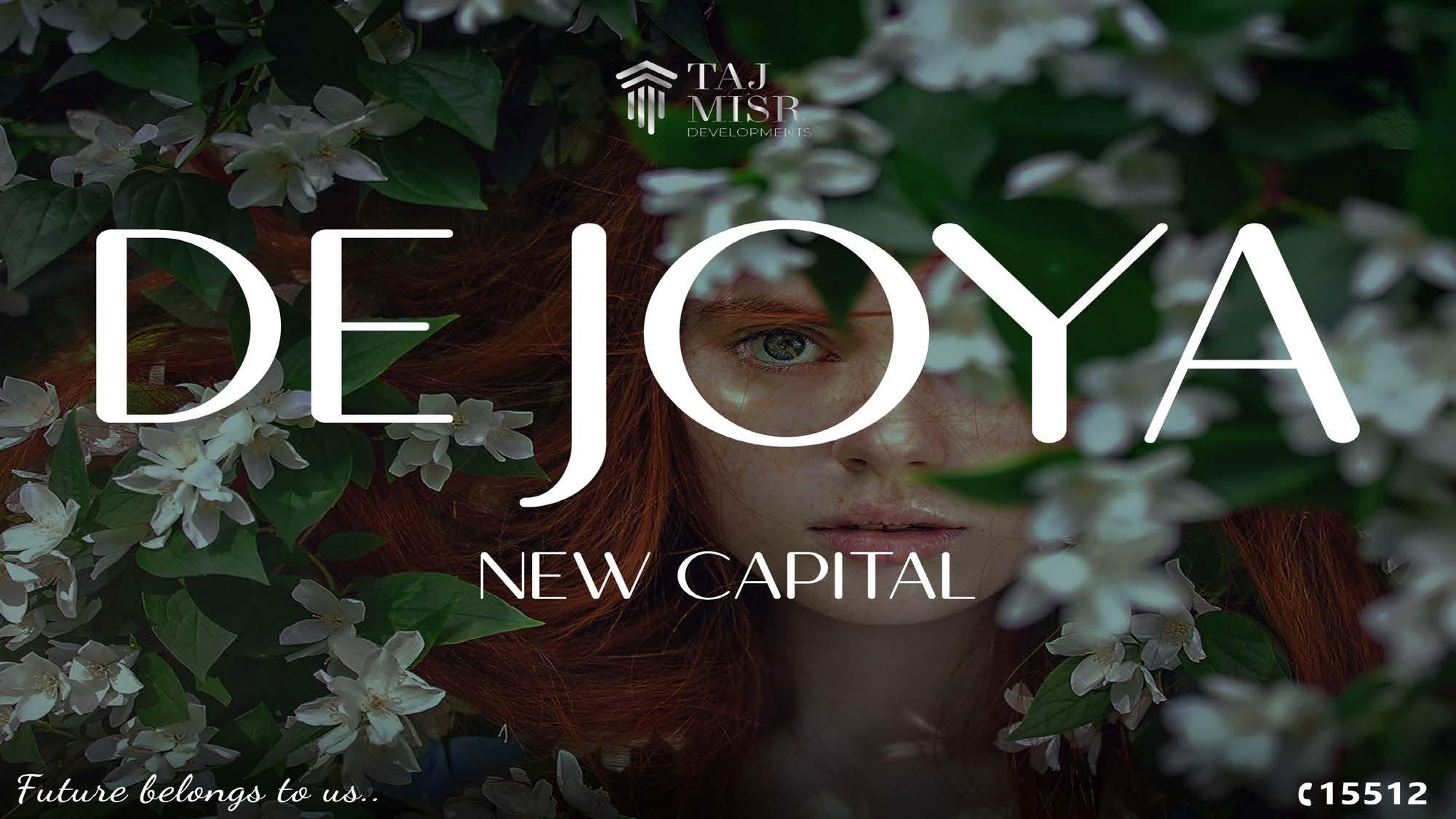 شركة تاج مصر المطورة لمشروع De Joya New Capital