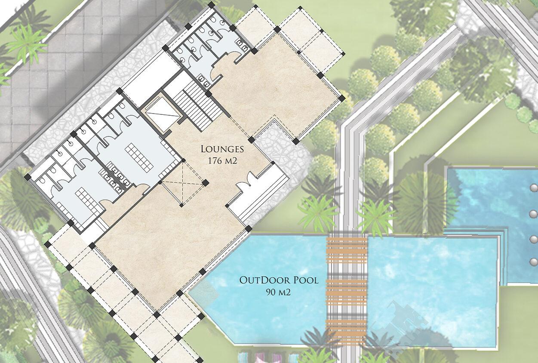 تصميم ومخطط كمبوند تاج مصر العاصمة الادارية