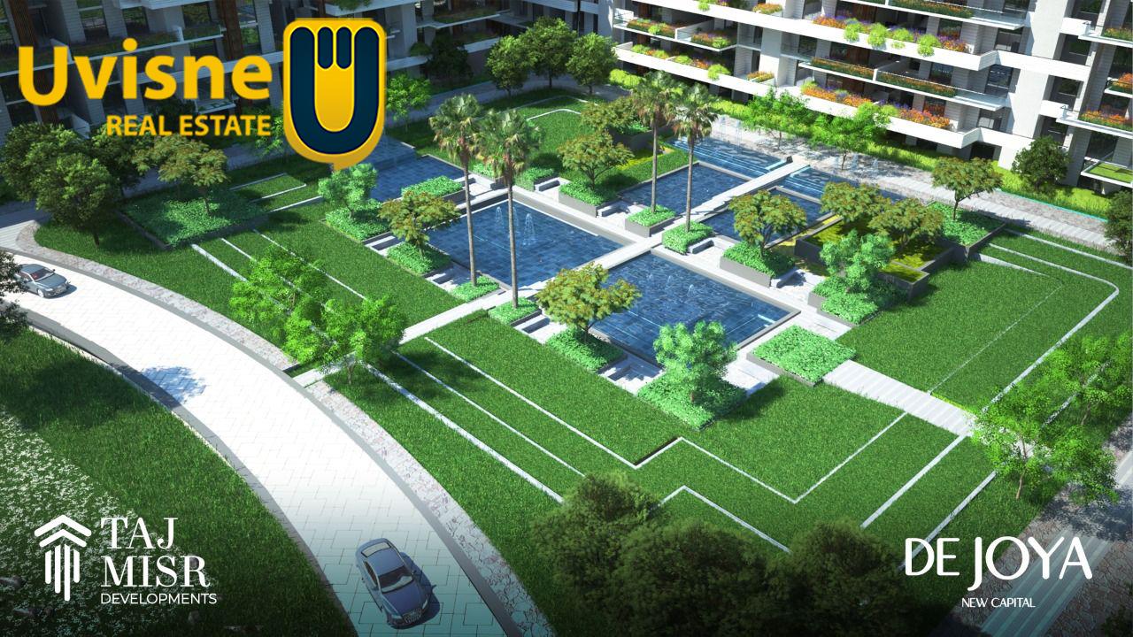 مشروع دي جويا العاصمة الادارية الجديدة وأهم المميزات