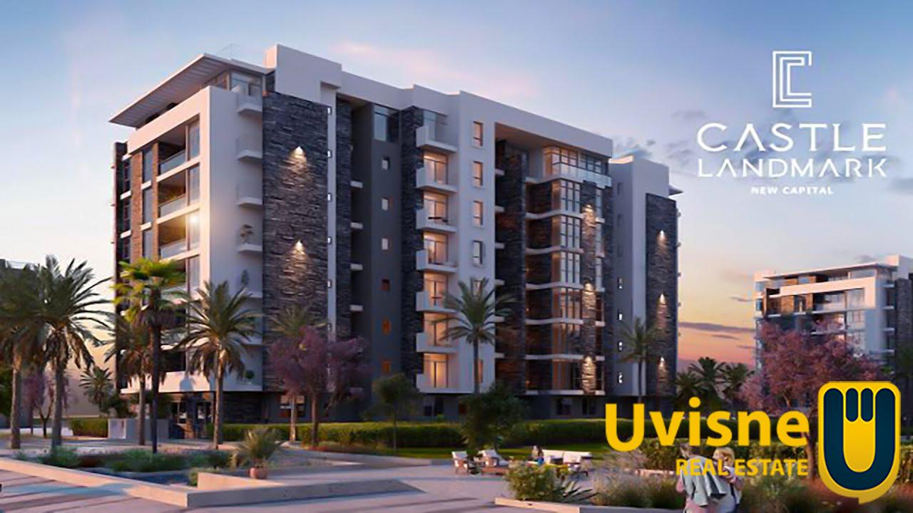نماذج وحدات سكنية معروضة للبيع في كمبوند كاسيل لاند مارك